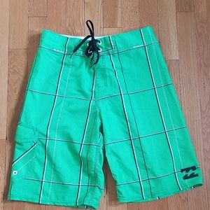 Billabong Board Shorts Size 28